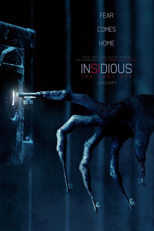 Watch Insidious: The Last Key 2018 Full Movie Online Free