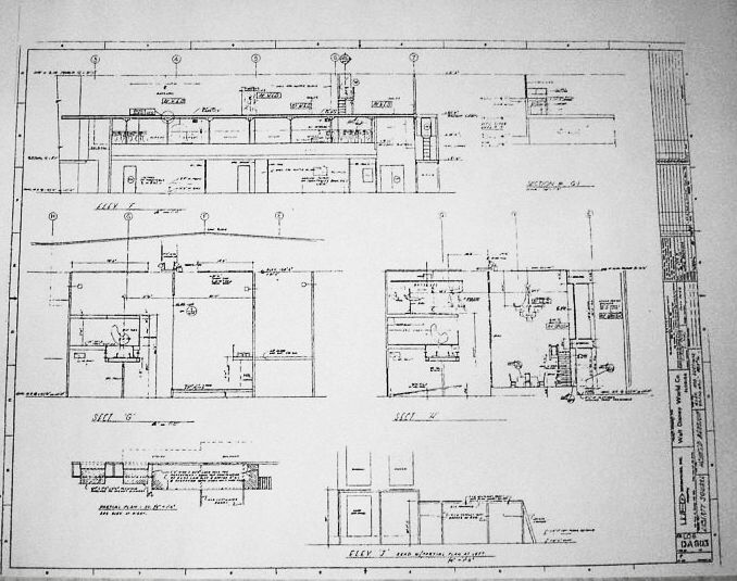 17 best images about haunted mansion on pinterest disney for What size paper are blueprints printed on