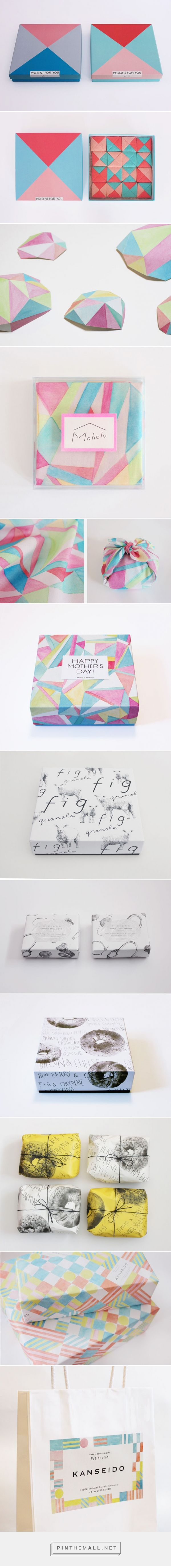 WORKS - yuka-shiramoto curated by Packaging Diva PD. A beautiful collection of…