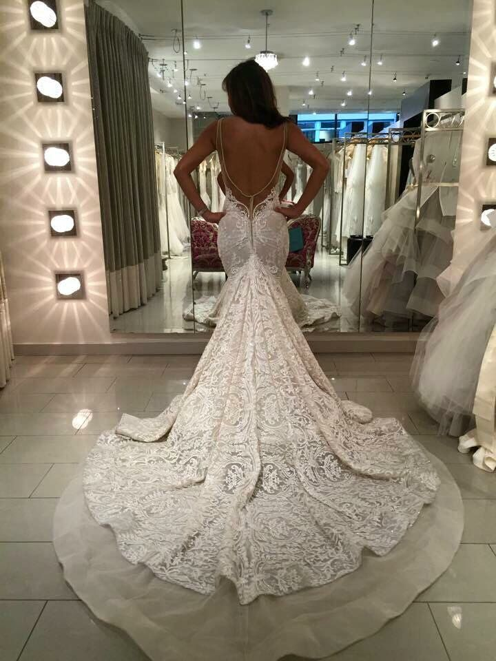 153 best BERTA Trunk Shows images on Pinterest | Bridal gowns ...