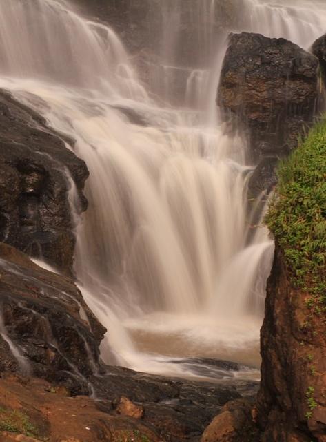 Cikondang Waterfall, Cianjur West Java #Indonesia