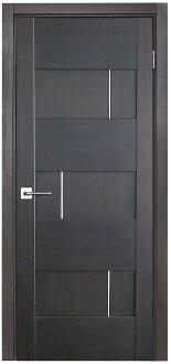 Dominika Contemporary Interior Door Wenge    modernhomeluxury.com   $400