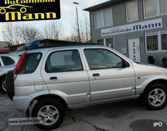 Terios Daihatsu tuning - http://autotras.com