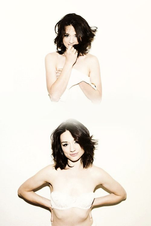 crystal reed... im jelly lol, but i love her!!!