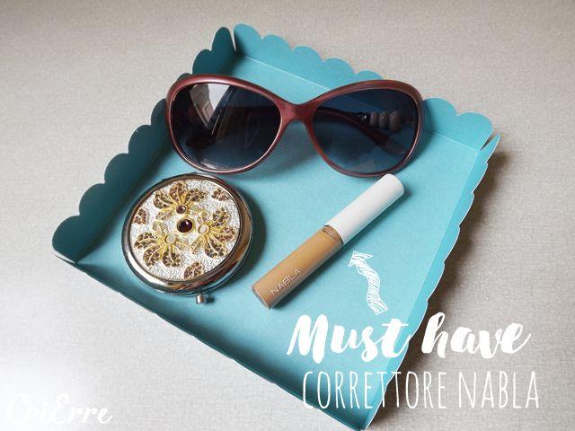 Cri Erre handmade: Correttore Nabla #bio #nabla #concealer #makeup #beauty #selfpackaging