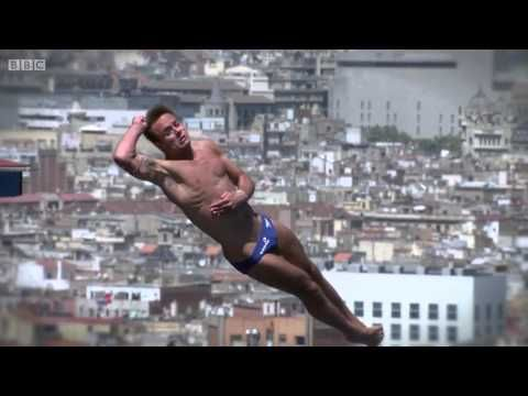 Tom Daley Dives Into Rio - BBC Sport