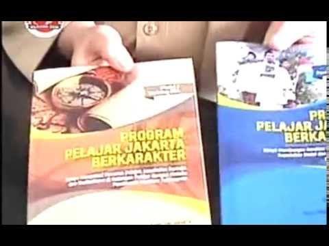 Buku Kontroversial Pelajar Jakarta Berkarakter