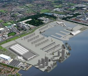 Associated British Ports' Port of Hull shortlisted in the prestigious National Transport Awards 2015