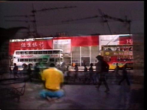 Robert Cahen, »Hong Kong Song«, 1989, Betacam SP, color, stereo, 00:20:40, ZKM…