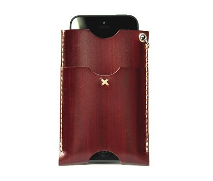 """Phone Wallet-Redwood"" by Jaqet available on: http://simplecastle.com/product-details.asp?id=958"