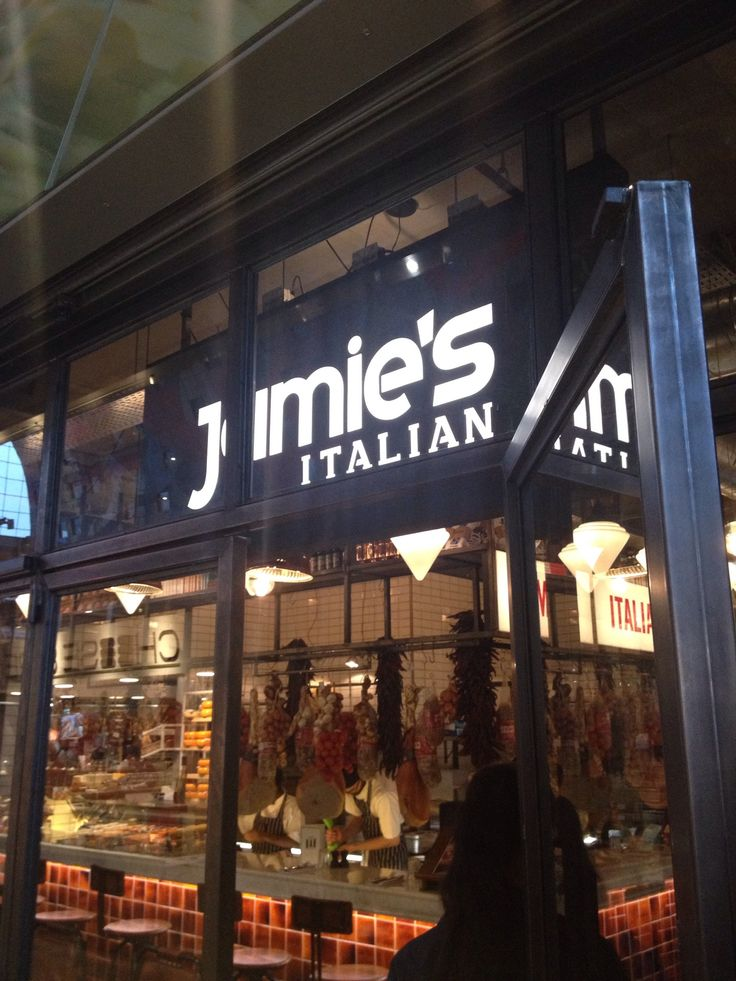 Jamie's Italian in Rotterdam, Zuid-Holland