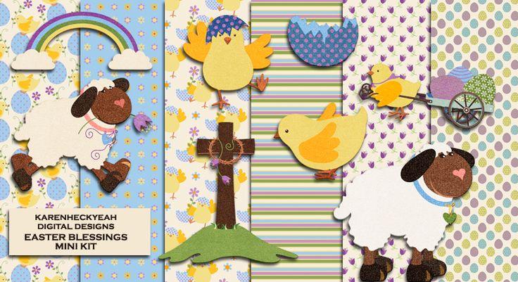 Easter Blessings Mini Kit