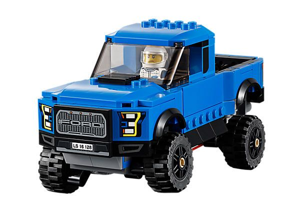 Ford F-150 Raptor & Ford Model A Hot Rod | LEGO Shop
