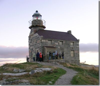 Rose Blanche Lighthouse - Port aux Basques, Newfoundland  http://roseblanchelighthouse.ca/About.asp