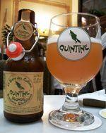 Quintine Blonde - Brouwerij des Legends, Irchouwitz, België. Beoordeling GGOB: 5,8 Eigen beoordeling: 6 www.ggob.nl