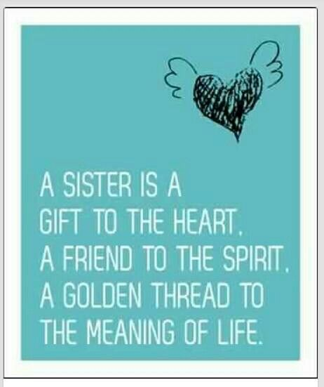 Hey Sister I Love Youmore Than Youll Ever Know Funny Sister Quotes