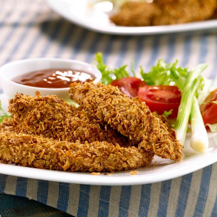 Zesty Chicken Strips