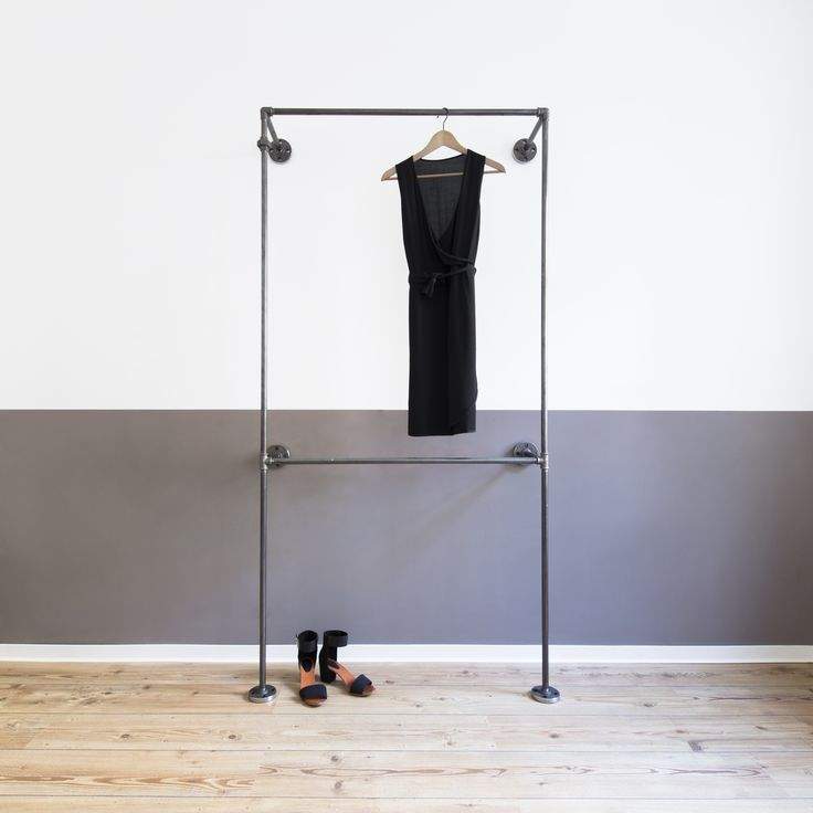 Trend Offener Kleiderschrank Open Wardrobe Kleiderstange Clothes Rail Clothing Rail Clothes Rack
