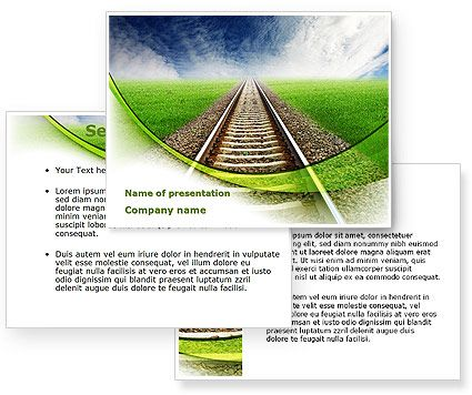 In three words, I can sum up everything I've learned about life: it goes on.      Download Railway Stretching Into Nice PowerPoint template with rails  stretching into the blue distance   will be perfect for presentation on transportation, railroad, railway industry,  career, ambition, progress, choosing life path, life decisions, life changes, life choices, time of changes, breaking points, tough moments, coping with problems, etc. http://www.poweredtemplate.com/09084/0/index.html