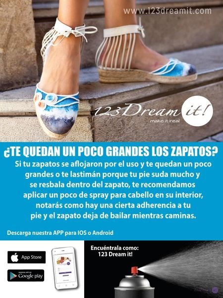75226a59 Evita que tus zapatos bailen mientas caminas y te lastimen con este  sencillo truco que te