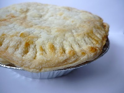 Meat Pie with Vegemite