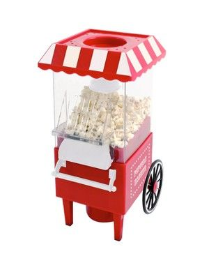 Fairground Popcorn Machine, good idea for next Xmas for kids