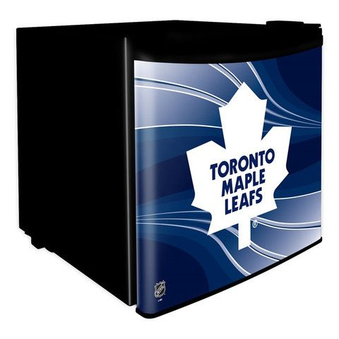 Use this Exclusive coupon code: PINFIVE to receive an additional 5% off the Toronto Maple Leafs NHL Dorm Room Refrigerator at SportsFansPlus.com