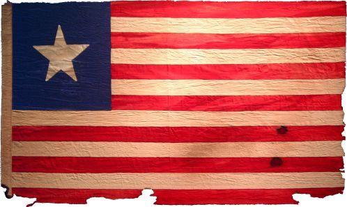 The Texas Navy Flag