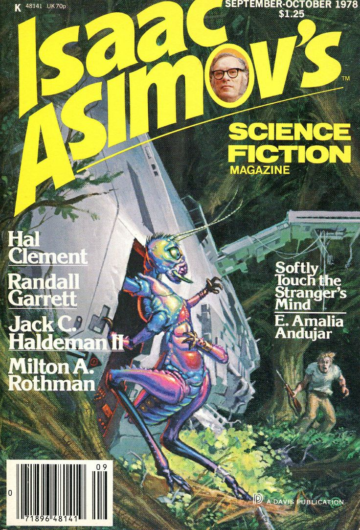 Isaac Asimov Science Fiction Magazine - September-October 1978
