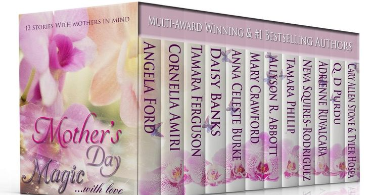 """Here is this week's wonderful """"Mother's Day Magic"""" #author  http://beehalton.com/2016/03/mothers-day-magic-vii-mary-crawford.html #amreading #ASMSG"""