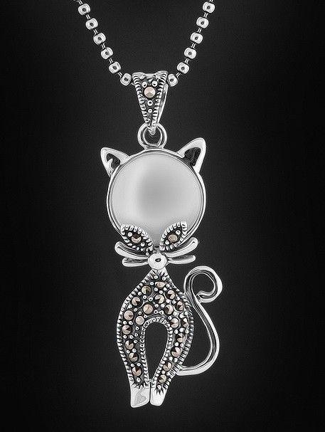 Anak lucu kucing liontin busana liontin untuk gadis-gadis manis 925 sterling silver liontin-gambar-Perhiasan perak-ID produk:60174280042-indonesian.alibaba.com