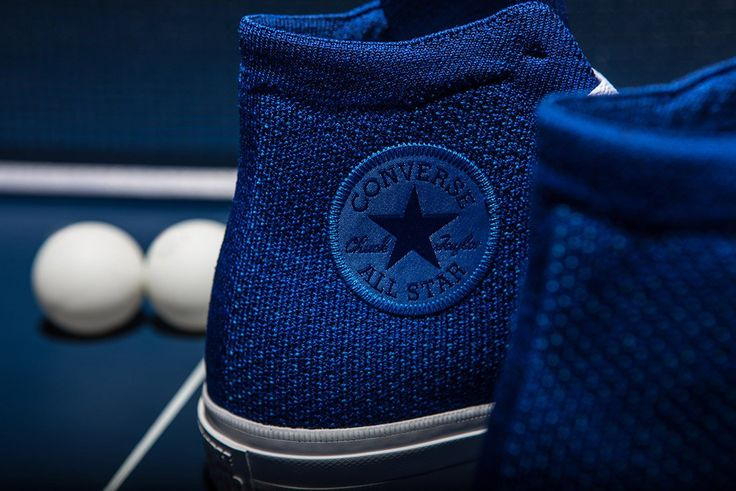 Converse Chuck Taylor All Star x Nike Flyknit (Indigo)