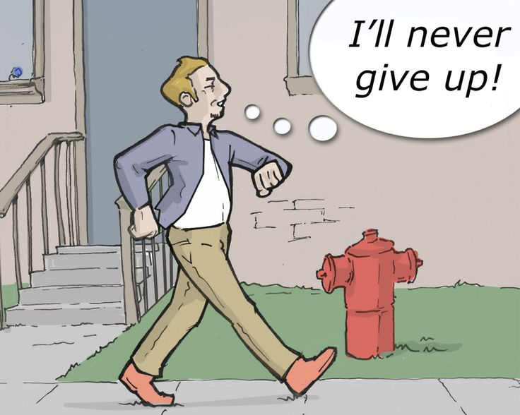 Self Discipline for Success Never Give up Never Back