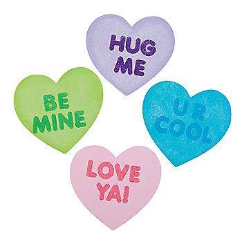 valentine hearts facebook