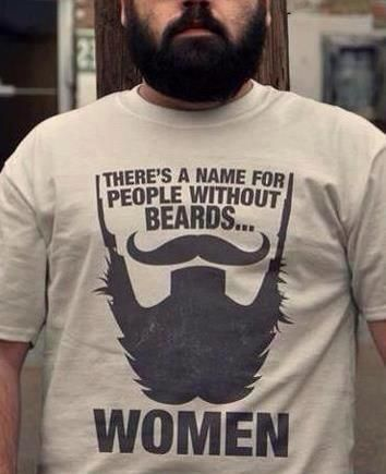 Made me LOL ... beards