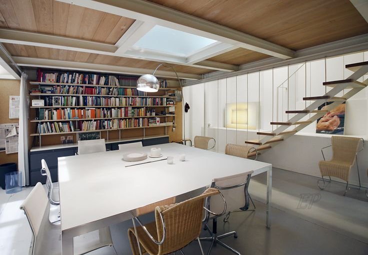 dining or studio area