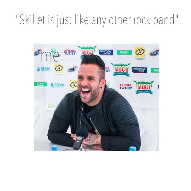 ❤️❤️❤️skillet is no normal rock band❤️❤️❤️