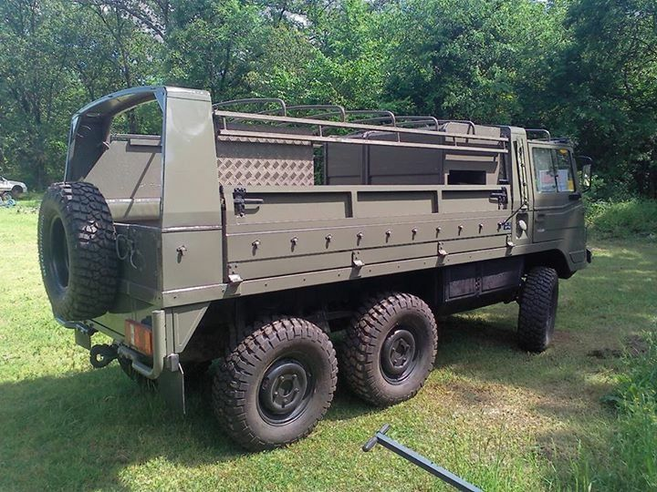 377 best images about Cool Pinzgauer on Pinterest