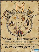 Gente de Villaverde: Festival Medieval el 7 y 8 de diciembre en La Ciud...