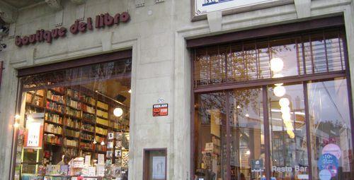 Boutique del Libro Bookshop and Cafe - Palermo Soho, Buenos Aires