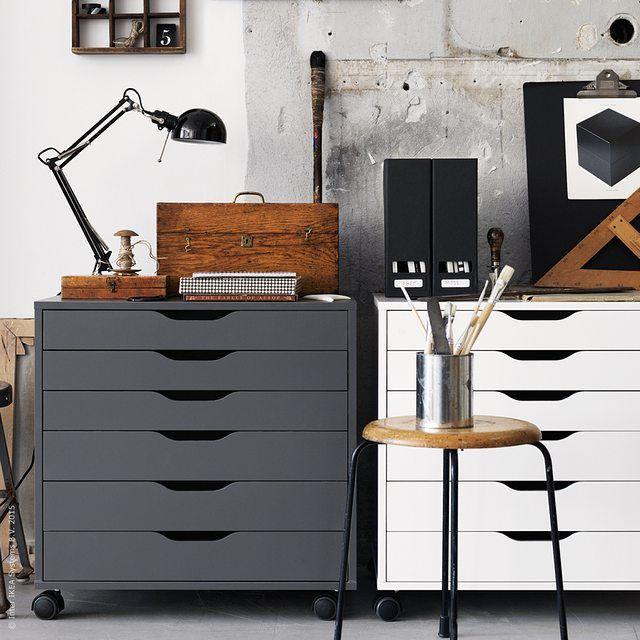 Ikea Small Home Office Ideas For Men: Best 20+ Office Workspace Ideas On Pinterest