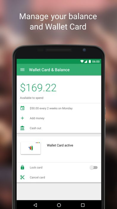 Google Wallet app adds support for multiple bank accounts in new update - https://www.aivanet.com/2015/11/google-wallet-app-adds-support-for-multiple-bank-accounts-in-new-update/