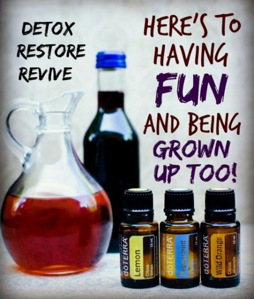 Essential Oil Relief for Hangovers and Headaches