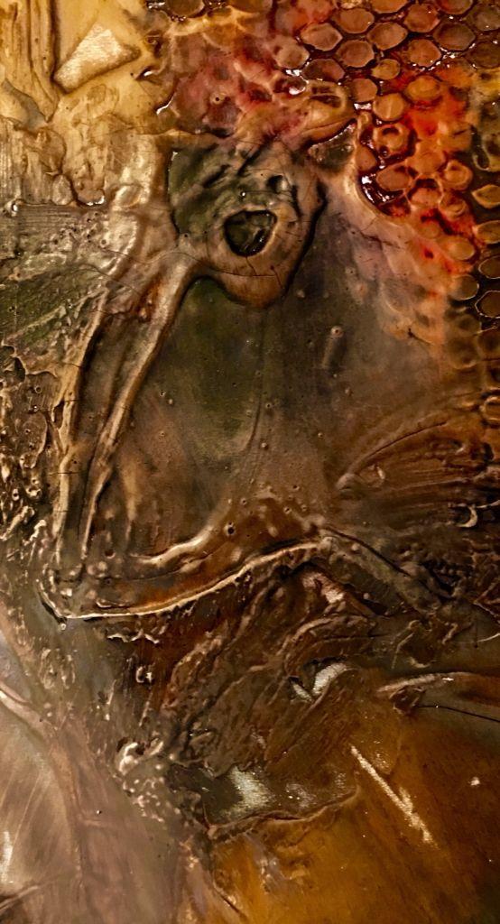 Abstract art Skin