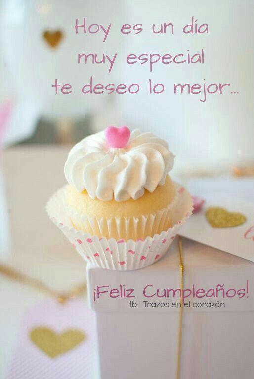 ¡Feliz cumpleaños! ☺