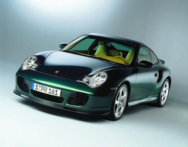 2001 Porsche 911 Turbo (996)
