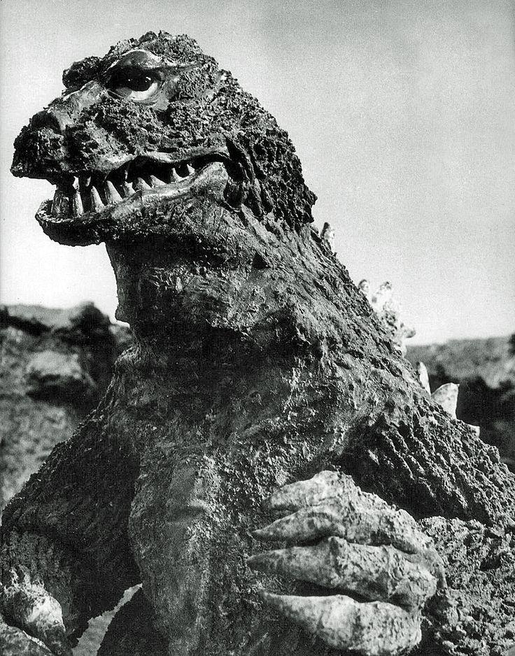 Godzilla from KING KONG VS GODZILLA (1962)