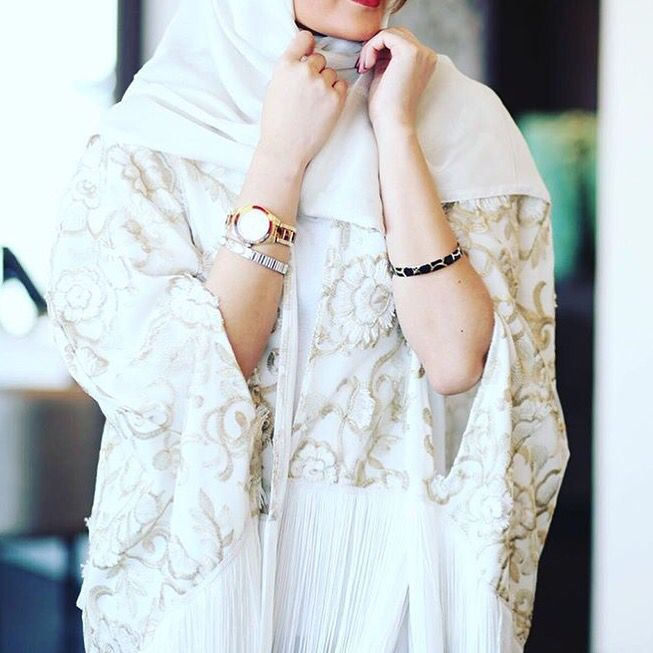 IG: _abaya_ || Abaya Fashion || IG: Beautiifulinblack