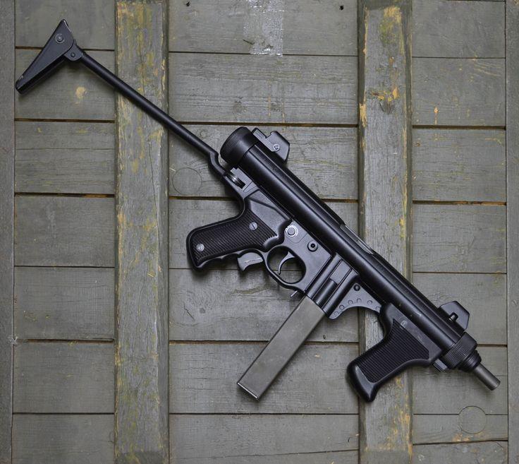 trident701: Beretta PM-12S Submachine Gun 100% original, non reweld