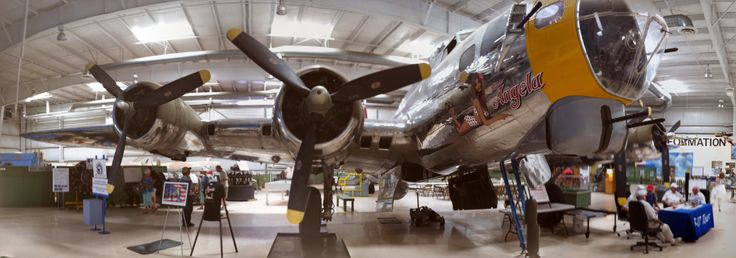 Palm Springs Air Museum has the largest collection of working WWII aircraft in the US.